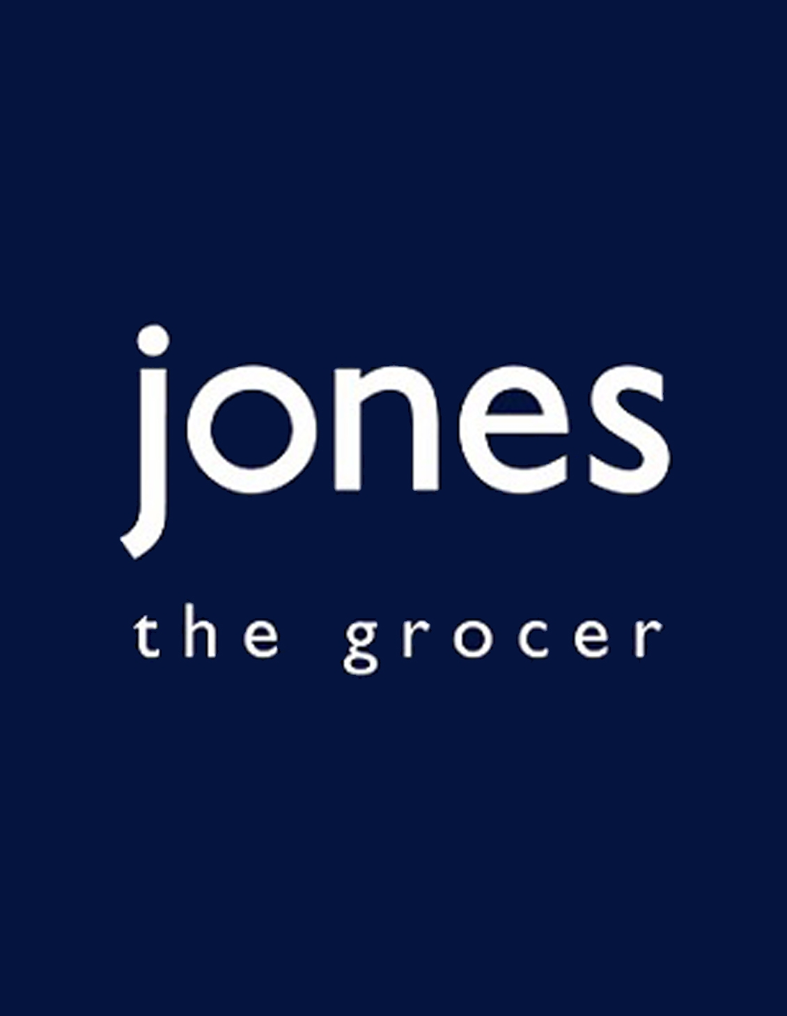 Jones-the-Grocer